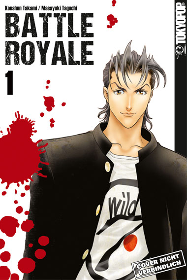 Battle Royale - Sammelband (Masayuki Taguchi / Koushun Takami)