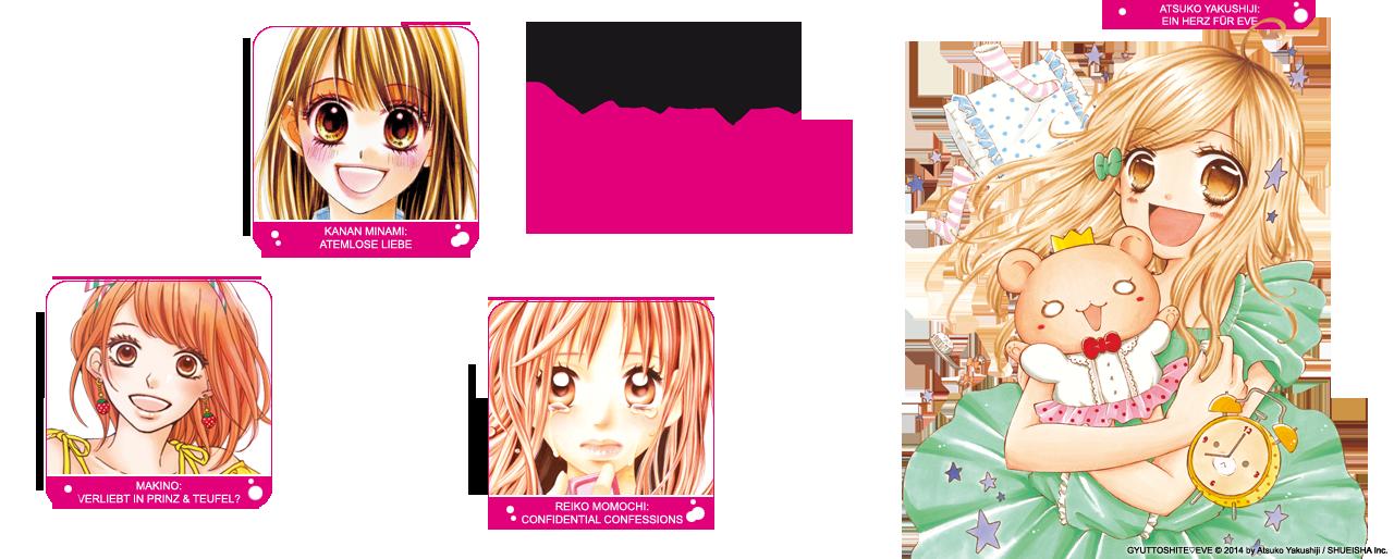 Fragt I Love Shojo!